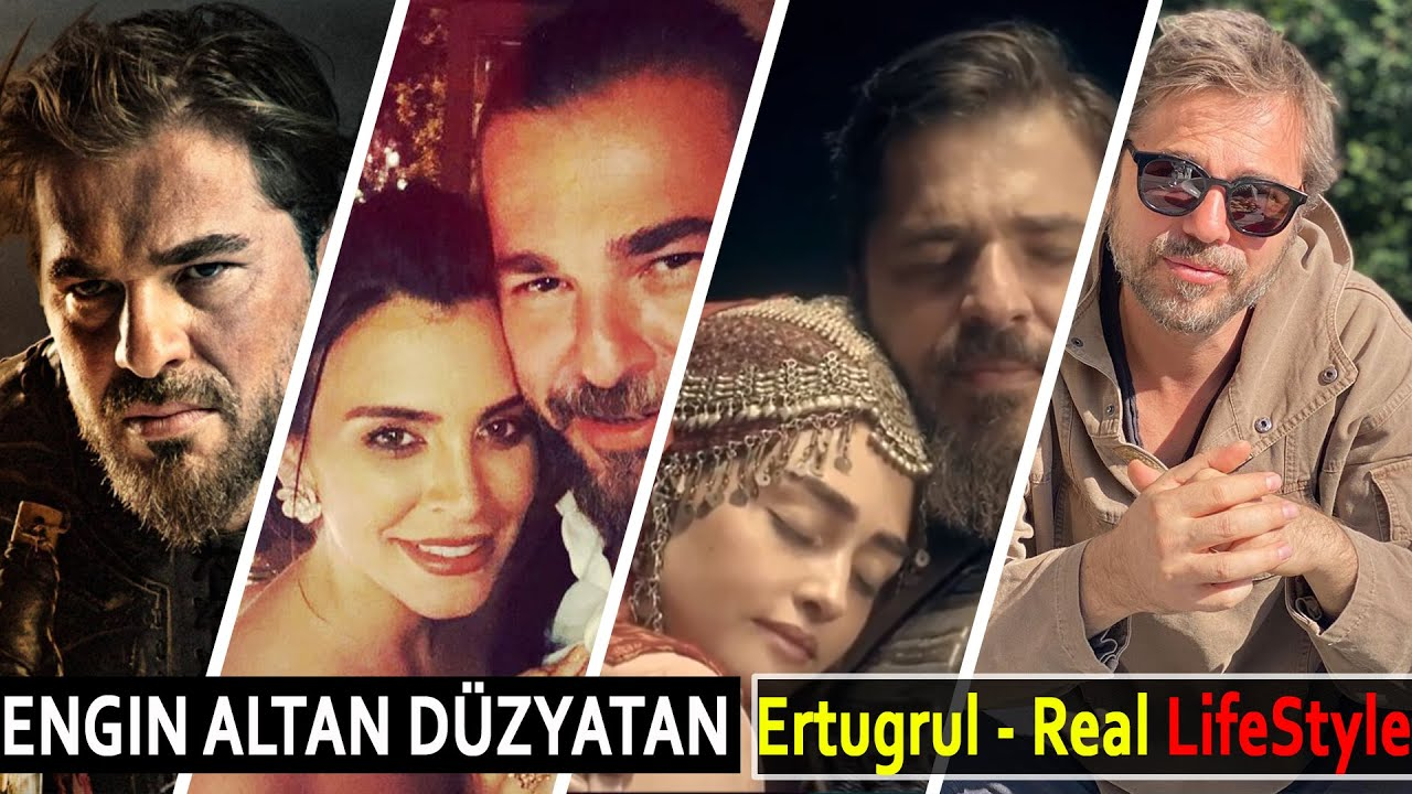 Ertugrul Ghazi (Engin Altan Düzyatan) Lifestyle - Biography