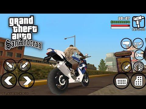 Как скачать GTA San Andreas или SAMP на Android (если у вас мало памяти на телефоне)