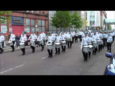 36th Ulster Division Mem Association Parade Belfast 9/5/2015 (Part4)