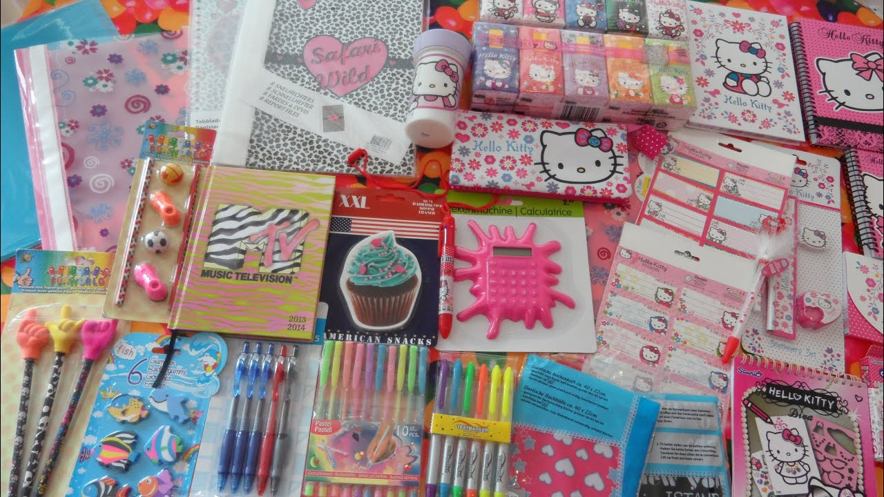 closed hello kitty back to school giveaway2013 youtube