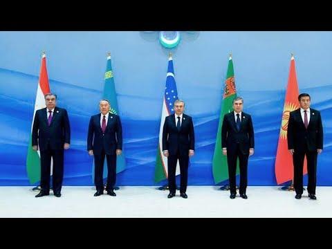 Саммит стран Центральной Азии в Ташкенте