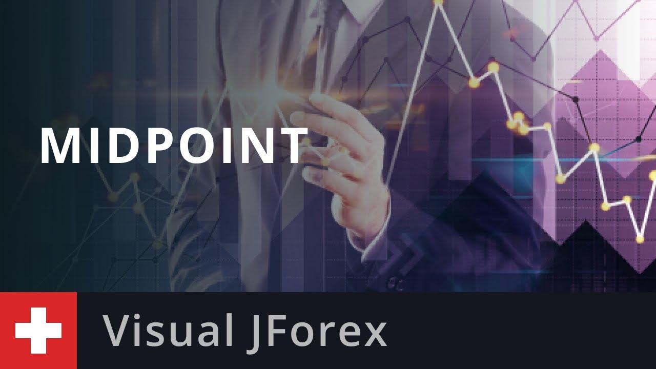 Visual JForex: MidPoint