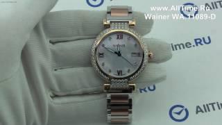 Обзор. Женские наручные часы Wainer WA.11089-D