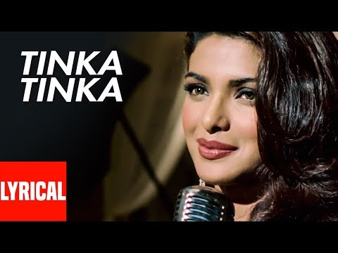 Tinka Tinka Lyrical Video | Karam | Alisha Chinoy | Priyanka Chopra