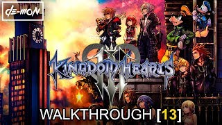 Vídeo Kingdom Hearts III