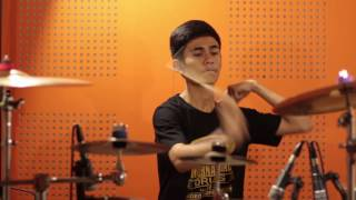Muhammad Dasa Zebta  - International Drums Video Competition 2016