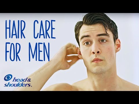how-to-take-care-of-your-hair-for-men-|-head-&-shoulders