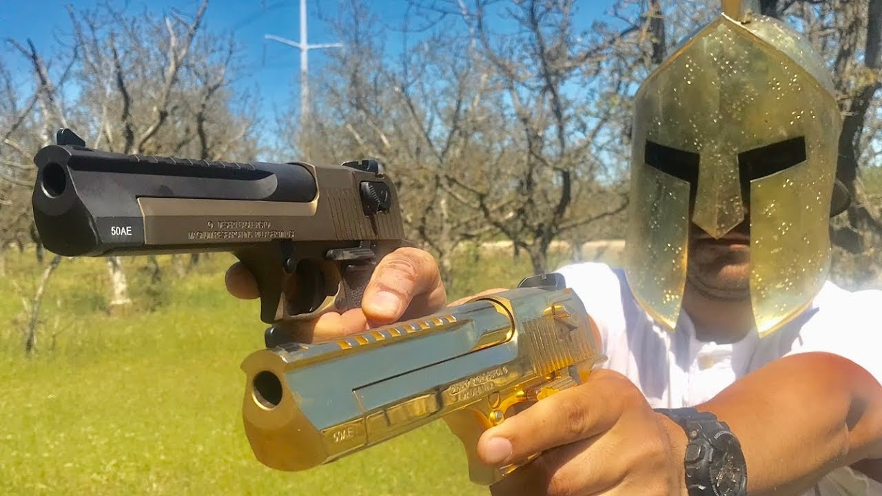 Fortnite Guns In Real Life Hand Cannon Edition Youtube