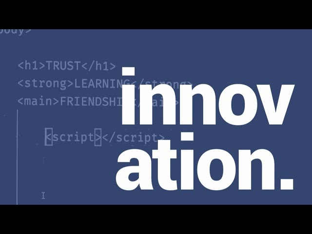 Dream with 💙 innovation.