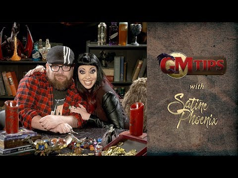 The Beauty of Limitations (GM Tips with Satine Phoenix)