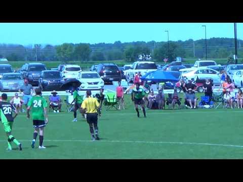 U-17 boys Super Group championship: Cedar Stars Academy vs. Club Ohio – National Cup XIV Finals