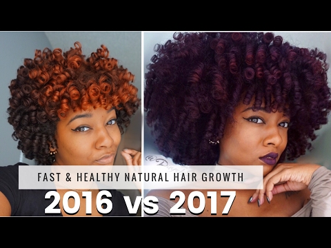 How to Grow Natural Hair & Length Retention Tips + Products | The Mane Choice