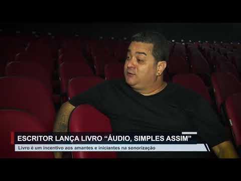 SBT TV Alamanda - livro Áudio, simples assim de Jaime Willians 20/07/20221