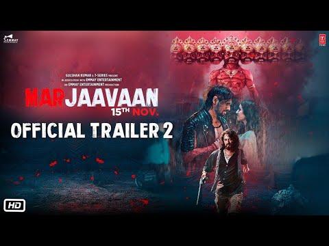 Marjaavaan Trailer 2   Riteish Deshmukh, Sidharth Malhotra,Tara Sutaria, Rakul Preet   Milap Zaveri