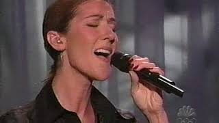Celine Dion All The Way Tonight Show with Jay Leno 1999