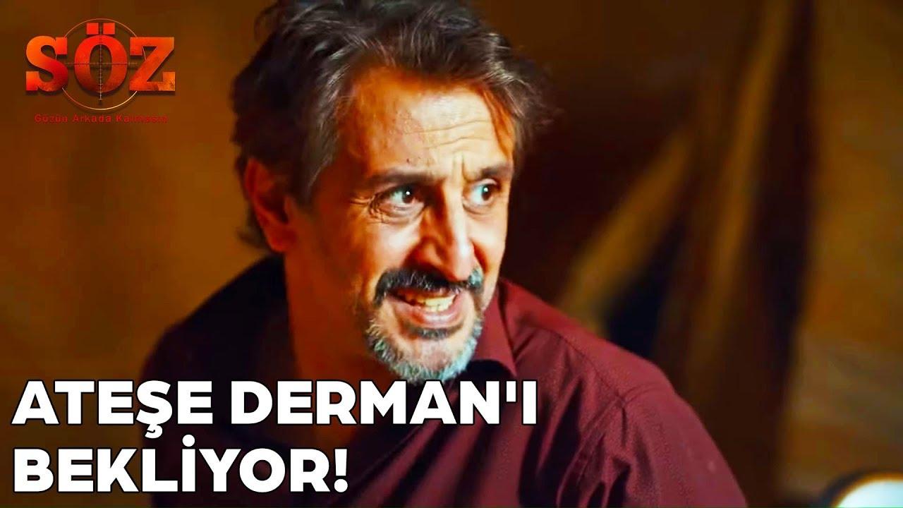 Derman, Ateşe'yi Kurtarma Peşinde! | Söz 46. Bölüm