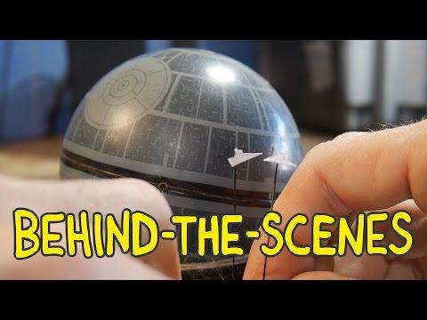 Rogue One: A Star Wars Story Trailer - Homemade Behind the Scenes