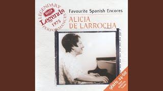 "Granados: Spanish Dance Op.37, No.5 - ""Andaluza"""
