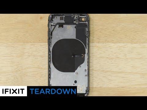 iPhone 8 Teardown and Analysis!
