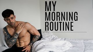MY MORNING ROUTINE | Men's Healthy Morning Routine | Daniel Simmons