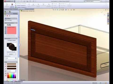 Furniture Design In Solidworks