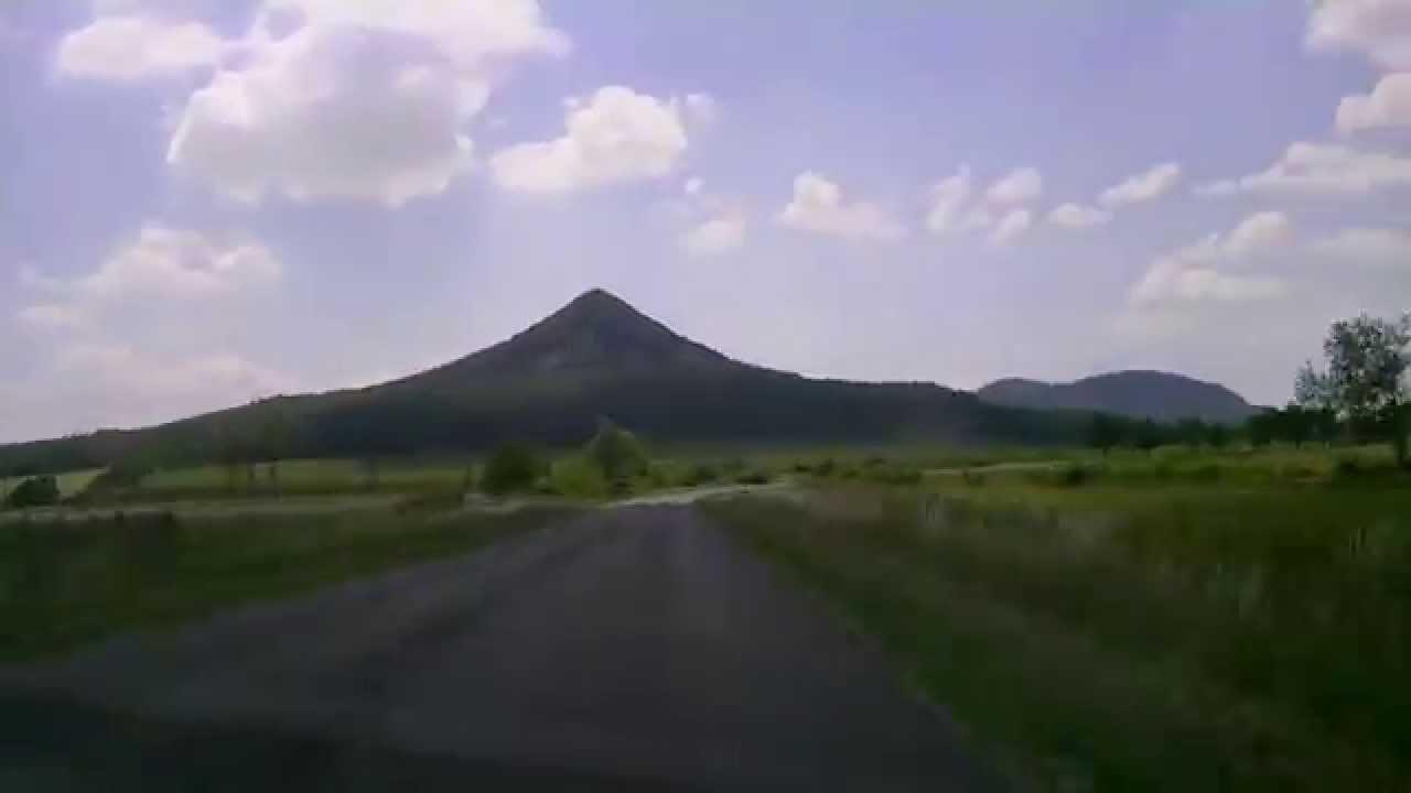 A tour of the Káli medence/basin