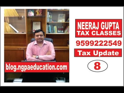 TAX COMPUTATION FOR ASSESSMENT YEAR 16-17 TAX UPDATES 8