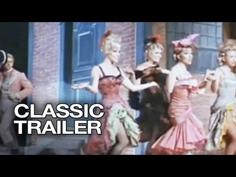 Frankie and Johnny Official Trailer #1 - Harry Morgan Movie (1966) HD