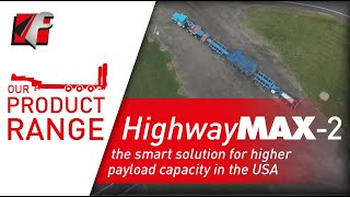 FAYMONVILLE HighwayMAX-2 - the smart solution for higher payload capacity in the USA