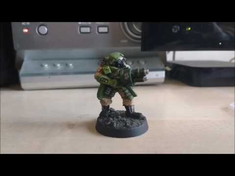 Warhammer 40k Basic Tactics: Special Weapon Review - Grenade Launchers