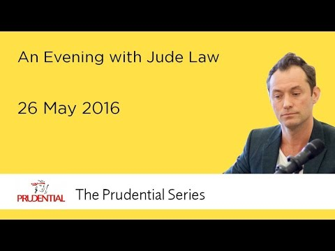 An Evening with Jude Law
