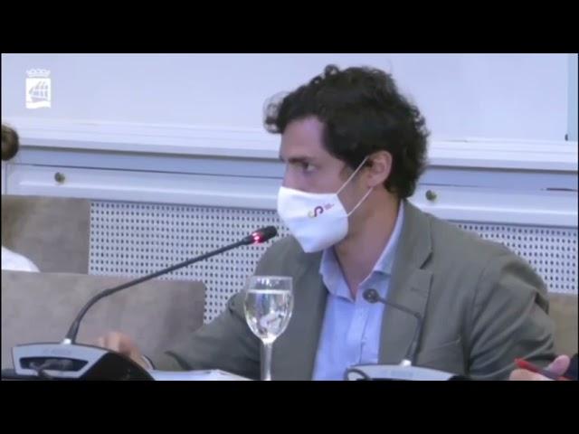 Mikel Lezama, Pleno Septiembre 2021