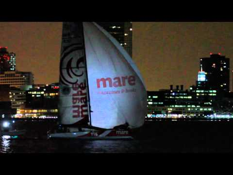 2012 Atlantic Cup - Offshore Leg 1 - CHS-NYC Finish Line
