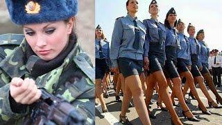 Dünyanın En Güzel Kadınlarının Bulunduğu 10 Ordu