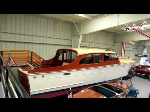A walk around the Clayton Antique Boat Museum