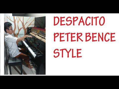 Despacito peter bence cover version