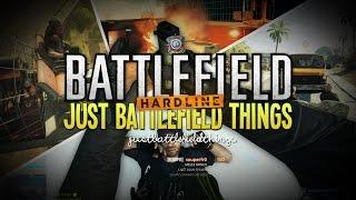 JUST BATTLEFIELD THINGS! - Battlefield Hardline Funny Moments thumbnail