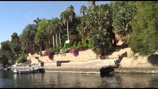A Journey - The Nile river-   Egypt travel - tour