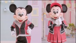 Thumka Step | Stay Fit with Mickey and Minnie | Disney India