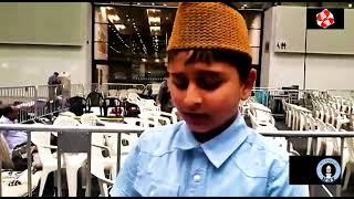 Khuda Ke Paak Logon Ko Khuda Se Nusrat خدا کے پاک لوگوں کو خدا سے نصرت  Syed Ahmad Moiez Shahid