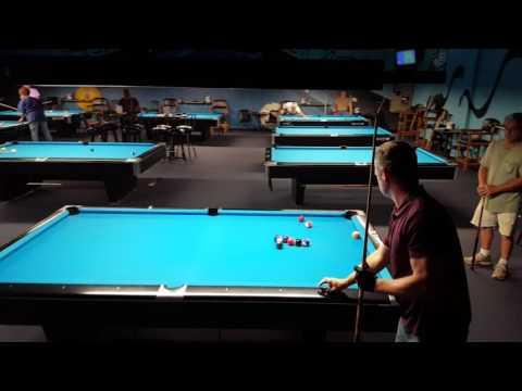 Labor Day 2016 - Corner Pocket Billiards - Keith and Dean