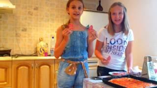Видео-урок по приготовлению пиццы