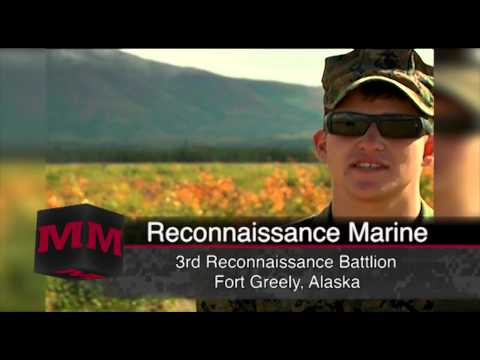 Recon Marines Jump Into Alaska