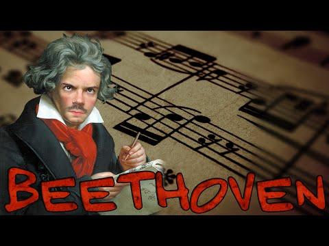 Ludwig Van Beethoven, compositeur sourd mais mélodieux. TeaTime!