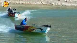 Eagle race - Navigation - Aigle Pêcheur
