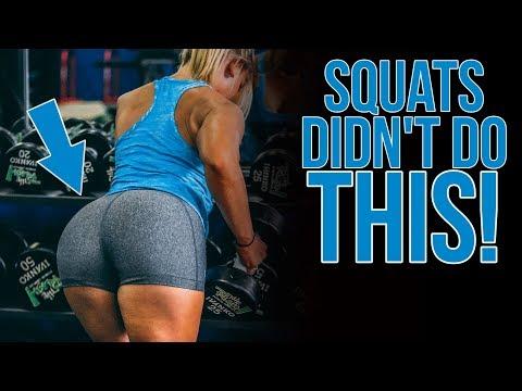 Gluteus Medius Muscle - Develop Your Upper Butt Shelf