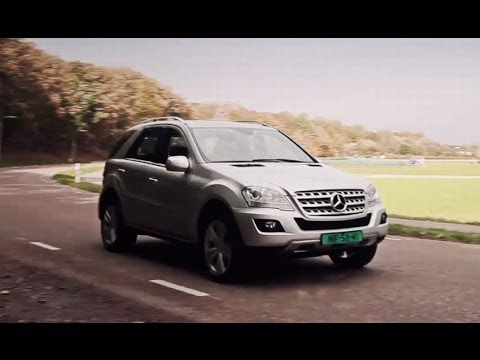 Mercedes ML review -my2005-2011-