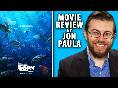 Finding Dory -- Movie Review #JPMN