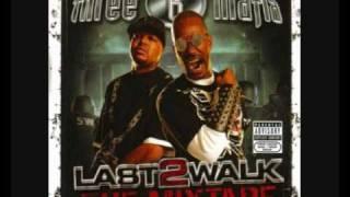 Three 6 Mafia - Hard Out Here For A Pimp / Side 2 Side REMIX