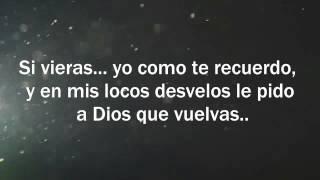 Remmy Valenzuela - Tristes Recuerdos [Letra]
